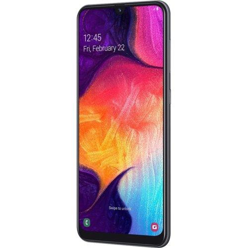 Фото Смартфон Samsung Galaxy A50 A505F 2019 6/128GB (SM-A505FZKQSEK) Black