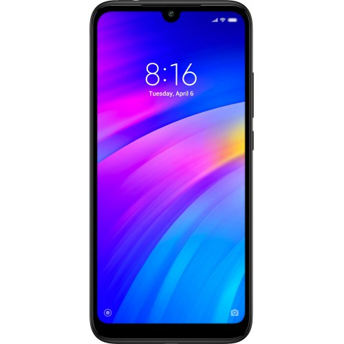 Фото Смартфон Xiaomi Redmi 7 3/32GB Eclipse Black
