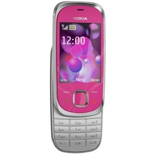 Фото Мобильный телефон Nokia 7230 Pink
