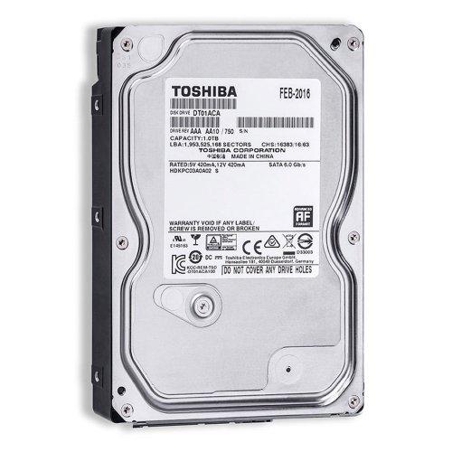 Фото Жесткий диск Toshiba 1TB 32MB 7200RPM 3.5
