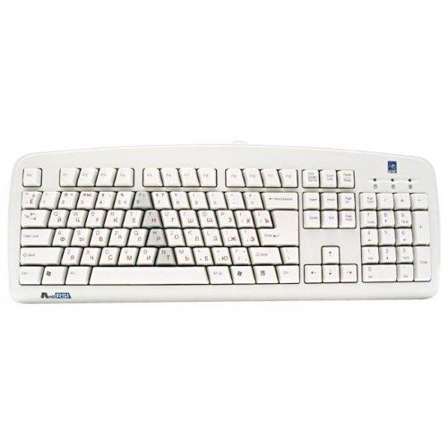 Фото Клавиатура A4Tech KBS-720 PS/2 White