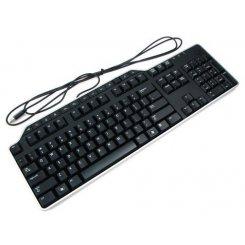 Фото Клавиатура Dell KB522 Keyboard USB (580-17683)