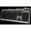 Фото Игровая клавиатура Gigabyte Elegant GK-KM6150 USB (GK6150V2-RU-CCR) Black
