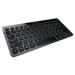 Фото Клавиатура Logitech Illuminated Keyboard K810 Bluetooth (920-004322)