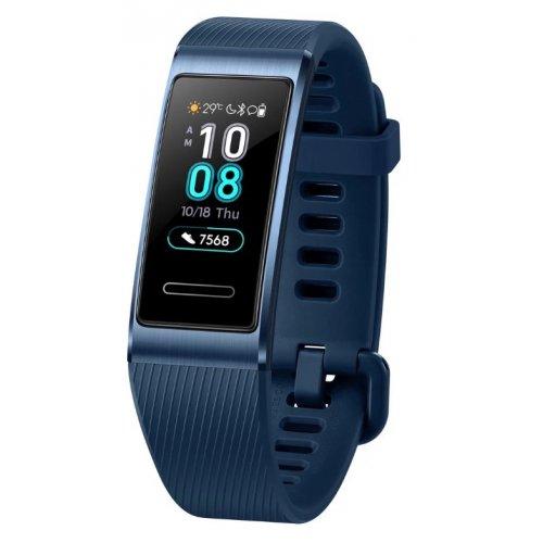 Фото Фитнес-браслет Huawei Band 3 Pro (TER-B19) Blue