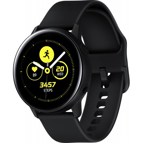 Фото Умные часы Samsung Galaxy Watch Active (SM-R500NZKASEK) Black