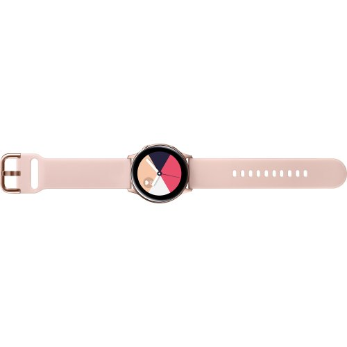 Фото Умные часы Samsung Galaxy Watch Active (SM-R500NZDASEK) Gold
