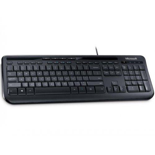 Фото Клавиатура Microsoft Wired Keyboard 600 USB (ANB-00018)