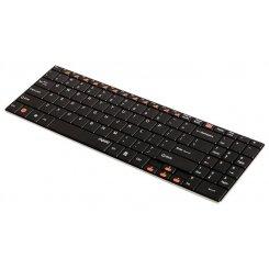 Фото Клавиатура Rapoo E9070 wireless USB Black