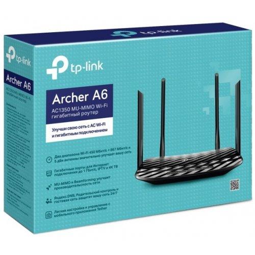Фото Wi-Fi роутер TP-LINK Archer A6