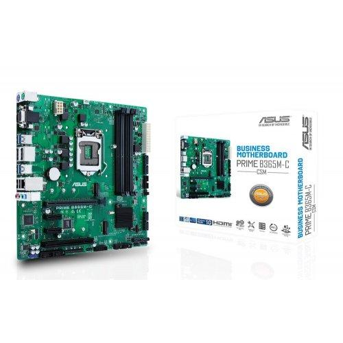 Купить Материнские платы, Asus PRIME B365M-C/CSM (s1151-V2, Intel B365)