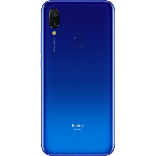 Фото Смартфон Xiaomi Redmi 7 3/32GB Comet Blue