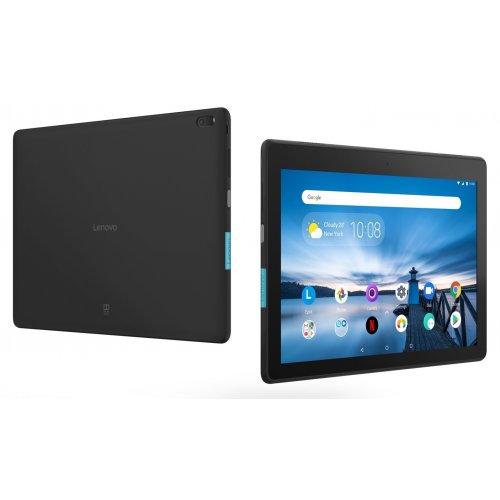 Фото Планшет Lenovo Tab E10 TB-X104L 2/16GB LTE (ZA4C0029UA) Slate Black