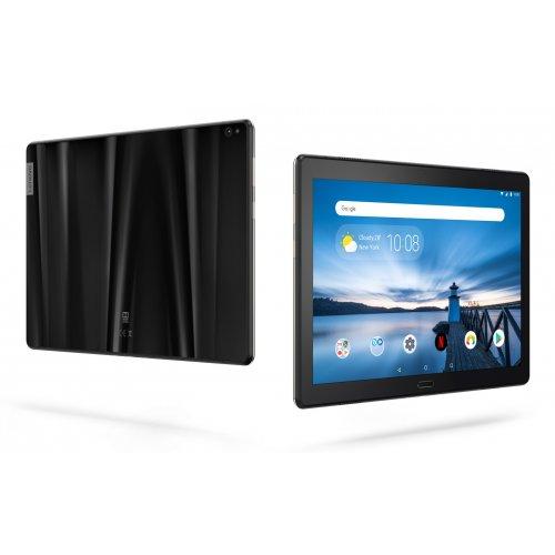Фото Планшет Lenovo Tab P10 TB-X705L 4/64GB LTE (ZA450072UA) Aurora Black