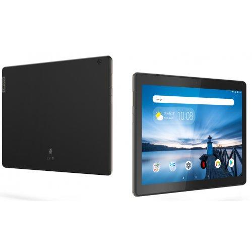Фото Планшет Lenovo Tab M10 TB-X605L 3/32GB LTE (ZA490005UA) Slate Black