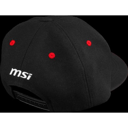Фото Кепка MSI Gaming Cap Black
