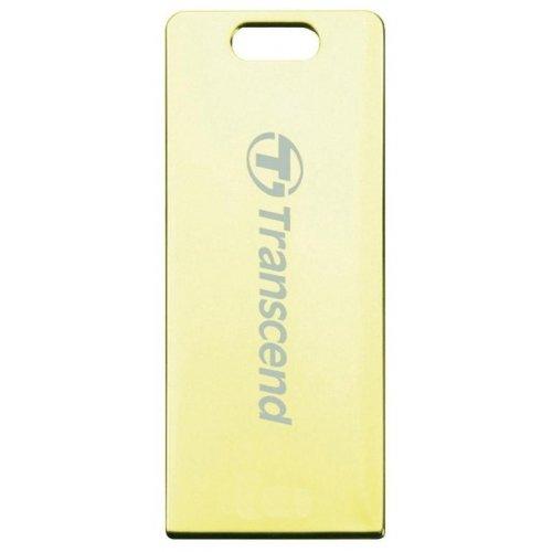 Фото Накопитель Transcend JetFlash T3G 16GB Gold (TS16GJFT3G)