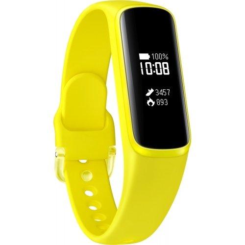 Фото Фитнес-браслет Samsung Galaxy FitE R375 (SM-R375NZYASEK) Yellow
