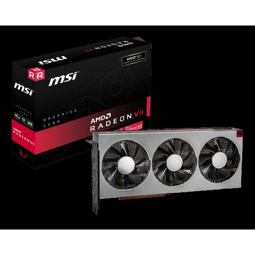 Фото Видеокарта MSI Radeon VII 16384MB (Radeon VII 16G)