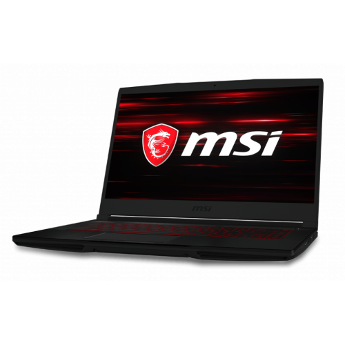 Фото Ноутбук MSI GF63-8RCS Thin (GF638RCS-095XUA) Black