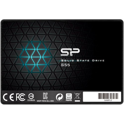 Фото SSD-диск Silicon Power Slim S55 120Gb 2.5