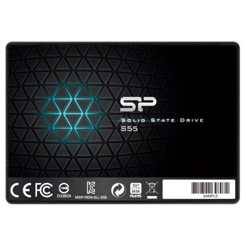 Фото SSD-диск Silicon Power Slim S55 60Gb 2.5