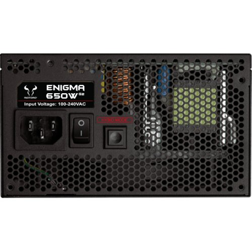 Фото Блок питания Riotoro Enigma G2 650W (PR-GP0650-FMG2)