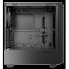 Фото Корпус GAMEMAX T801-E Paladin ECO Tempered Glass без БП Black/Silver