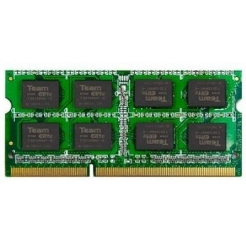 Фото ОЗУ Team SODIMM DDR3 4GB 1600Mhz (TED34G1600C11-S01)