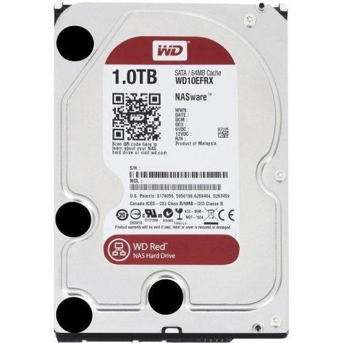 Фото Жесткий диск Western Digital Red 1TB 64MB 3.5