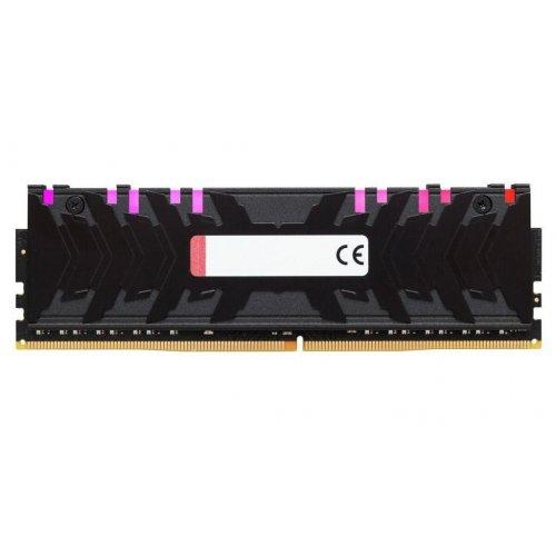 Фото ОЗУ Kingston DDR4 32GB (2x16GB) 3200Mhz HyperX Predator RGB (HX432C16PB3AK2/32)