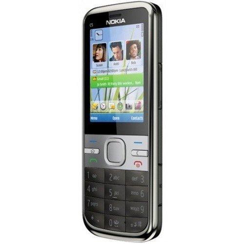Фото Мобильный телефон Nokia C5-00 Warm Grey