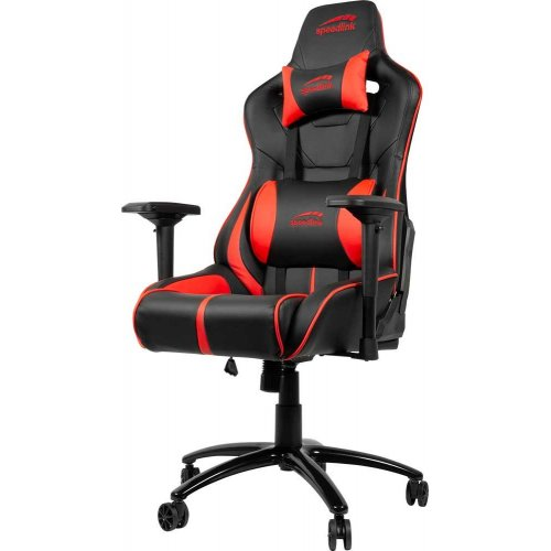 Фото Игровое кресло SPEEDLINK Ariac Gaming Chair Premium (SL-660003-BKRD) Black/Red