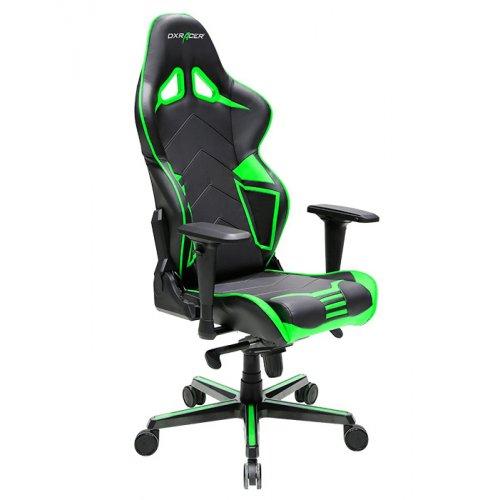 Фото Игровое кресло DXRacer Racing (OH/RV131/N) Black/Green