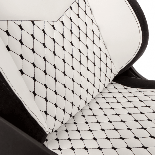 Фото Игровое кресло Noblechairs EPIC Series (GAGC-085) White/Black