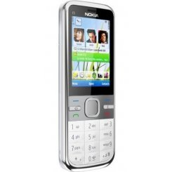 Фото Мобильный телефон Nokia C5-00 White