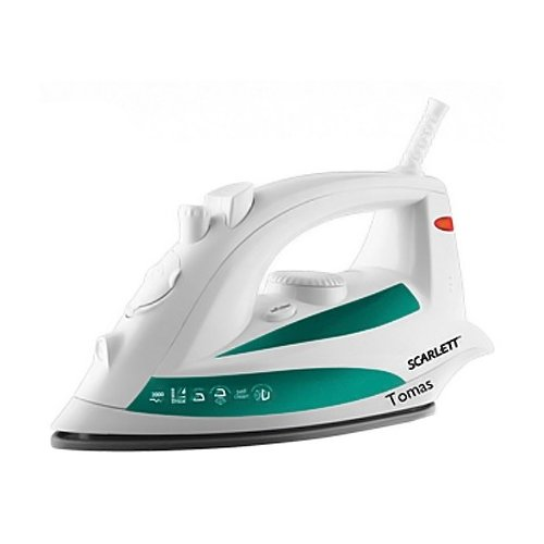 Фото Утюг Scarlett SC-1132S White/Green