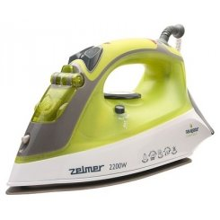 Фото Утюг Zelmer 28Z021 Light/Green