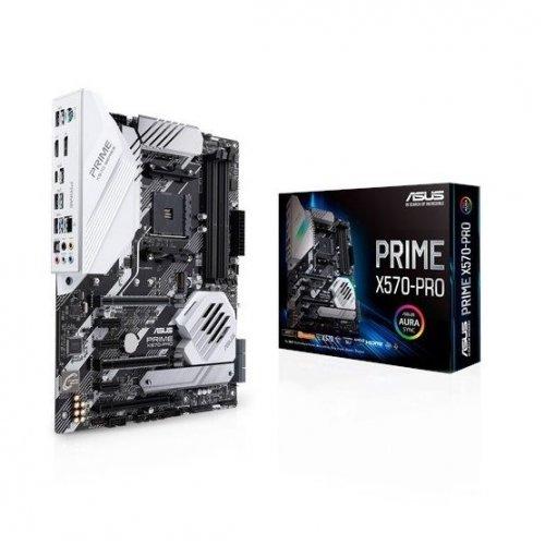Фото Материнская плата Asus PRIME X570-PRO (sAM4, AMD X570)