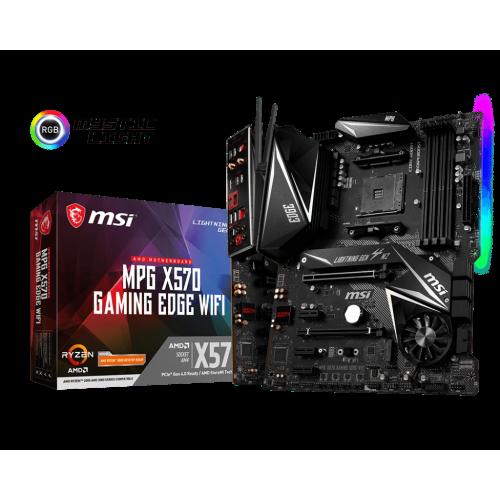 Фото Материнська плата MSI MPG X570 GAMING EDGE WIFI (sAM4, AMD X570)