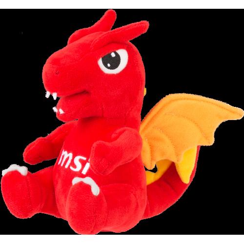 Фото Коллекционная фигурка MSI Dragon Doll Toy (Middle)