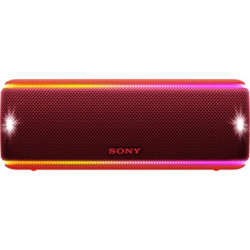 Фото Портативная акустика Sony SRS-XB31R (SRSXB31R.RU2) Red