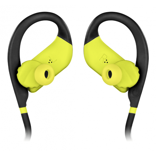 Фото Наушники JBL Endurance DIVE (JBLENDURDIVEBNL) Black/Lime Green