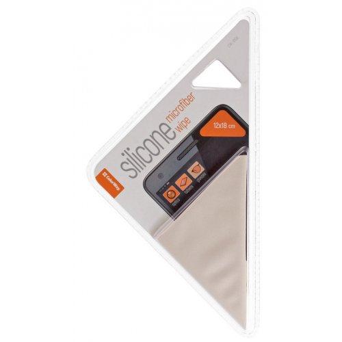 Фото Тканевая салфетка ColorWay Silicone Microfiber Wipe XL Portative (CW-6108)