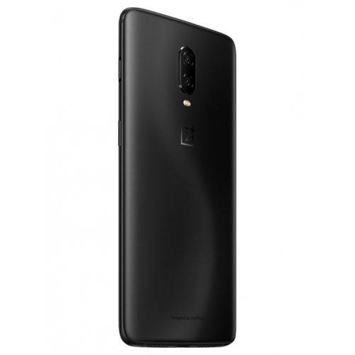 Фото Мобильный телефон OnePlus 6T 8/256GB Midnight Black