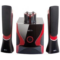 Фото Акустическая система Gemix SB-75 Black/Red