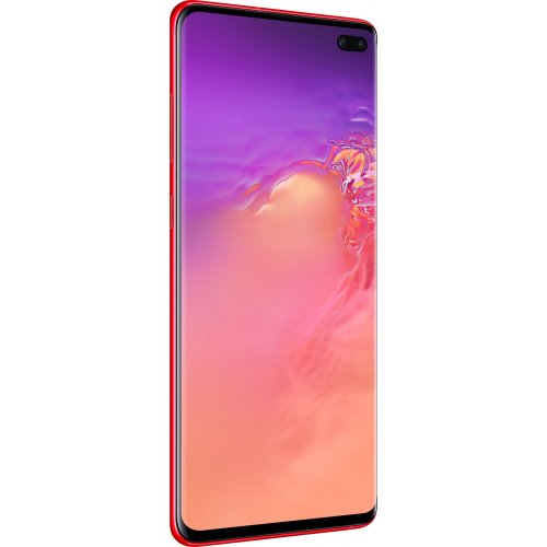 Фото Смартфон Samsung Galaxy S10+ G975F 2019 8/128GB (SM-G975FZRDSEK) Red