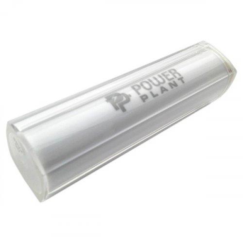 Фото Внешний аккумулятор PowerPlant 2600mAh (PPLA113) White