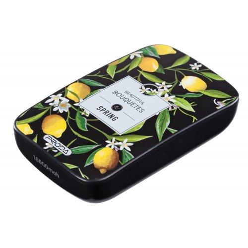 Фото Внешний аккумулятор Remax Proda 10000mAh (PPL-23-SC-H203) Spring Lemon