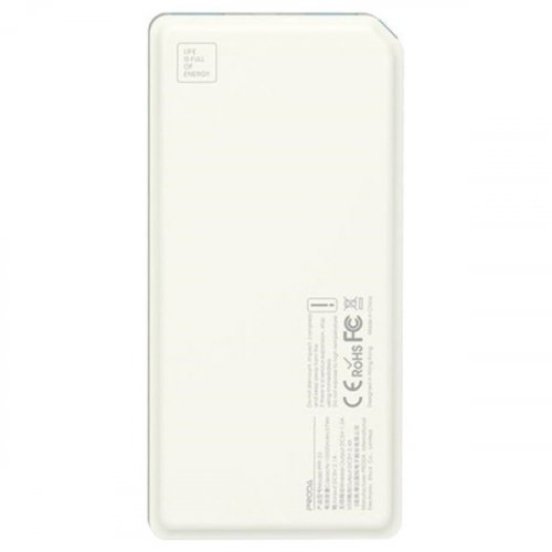 Фото Внешний аккумулятор Remax Proda Chicon Wireless 10000mAh (PPP-33-BLUE WHITE) Blue/White